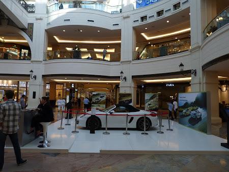 Obiective turistice Dubai: Mall of the Emirates