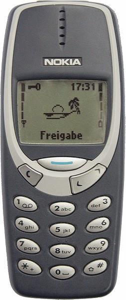 Spesifikasi Nokia 3310