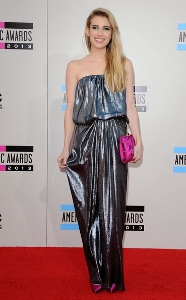 Emma Roberts-2013 American Music Awards