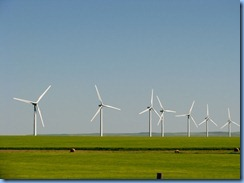 1588 Alberta Hwy 5 East - wind turbines at the Magrath Wind Power Project wind farm