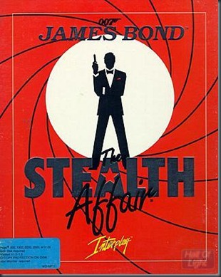 James Bond Stealth Affair
