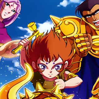 Calendarios de Saint Seiya 2015
