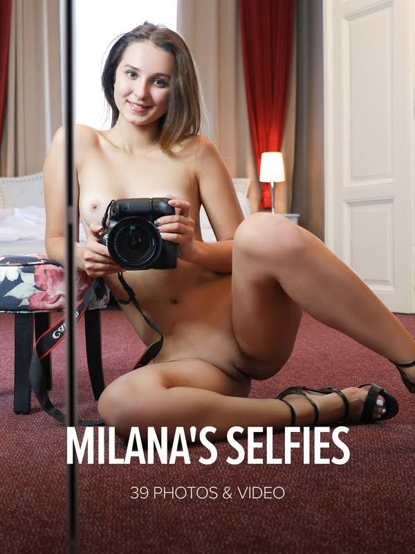 [Watch4Beauty] Milana's Selfies - Girlsdelta