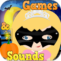 Halloween Princess Games icon