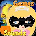 Halloween Princess Games icon