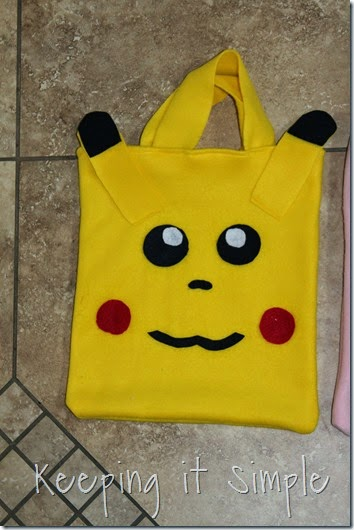 Pokemon Trick Or Treat Bags (2)