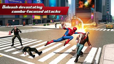 The Amazing Spider-Man 2 1.2.0 APK+DATA (Offline) - Apk data hack