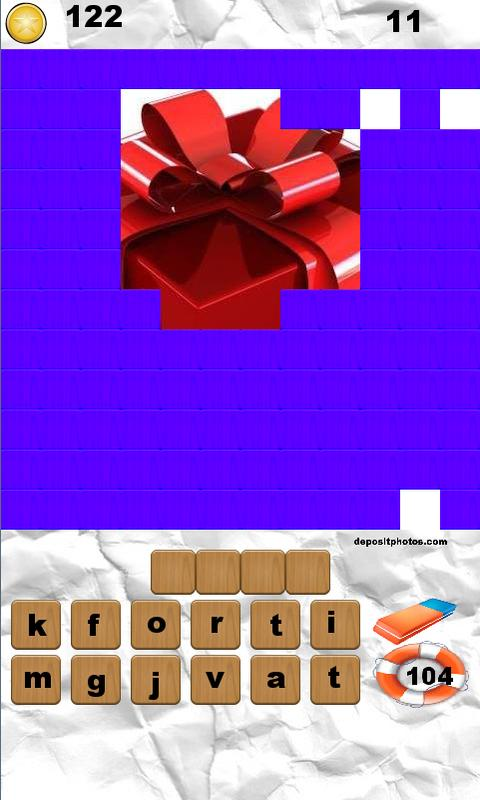 Guess Picture - screenshot