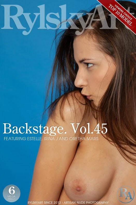 [Rylskyart] Estelle, Irina J, Oretha Mars - Backstage. Vol.45 cover_15998205