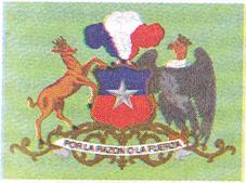 imagen escudo chile