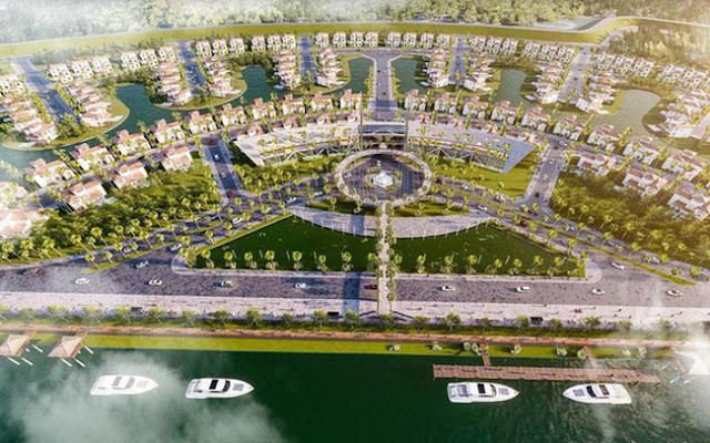 Đại đô thị sinh thái xuất hiện đón đầu trào lưu của giới nhà giàu