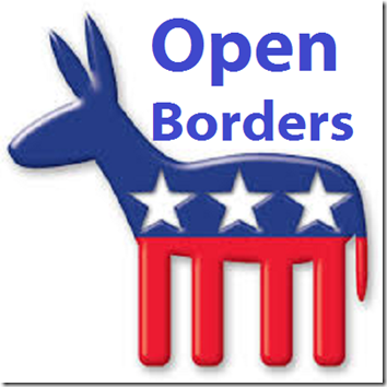 Democrat open borders