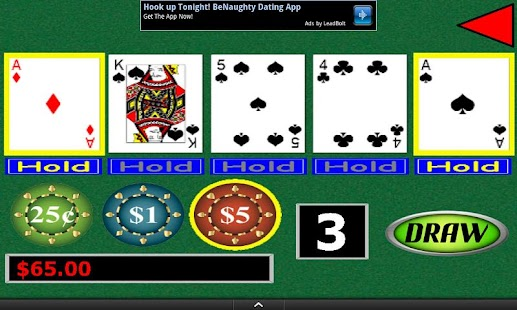 Video Poker Fun - screenshot thumbnail