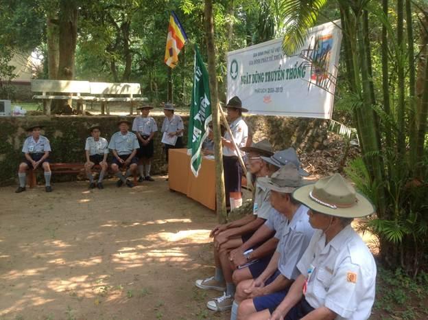 image002 BHD GĐPT Thừa Thiên tổ chức Trại Dũng năm 2013