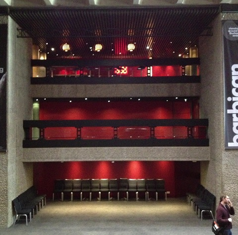 The Red Room Barbican
