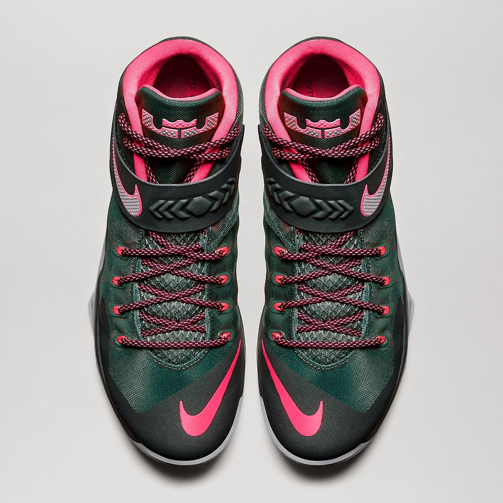the best attitude 54907 58f70 Nike Zoom Soldier 8 Mineral Slate Hyper Punch 653641363 ...