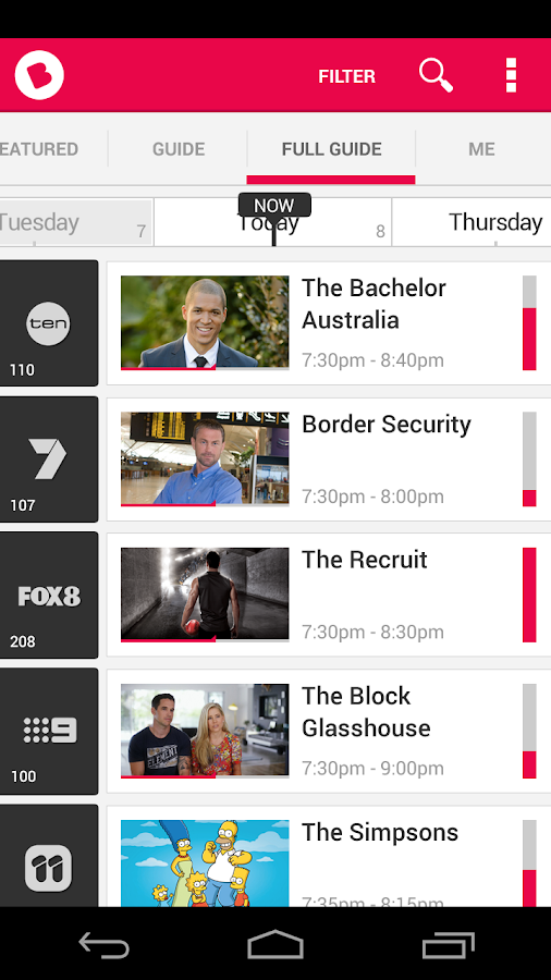 Beamly  TV - screenshot