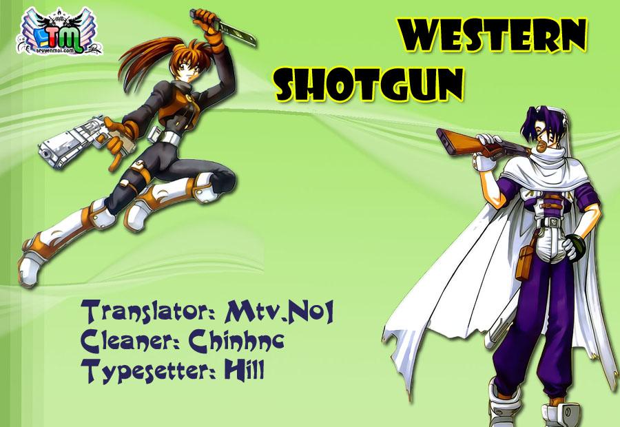 Western Shotgun - Tay súng miền tây Chap 53 - Truyen.Chap.VN