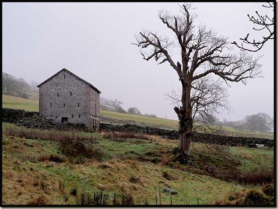 Farm building near Middleton