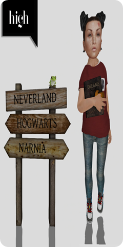 Neverland Event - dreamland ad 1