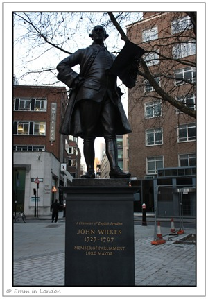 John Wilkes Champion of English Freedom