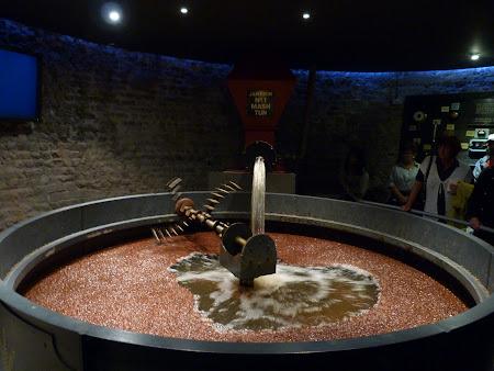 Imagini Dublin: amestecam licoarea sa facem whiskey