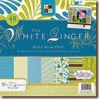 dcwv white ginger stack