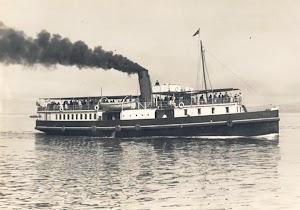 El CAID en navegación. Foto de la página web de M.H. Bland.JPG