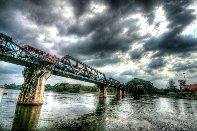 Bridge over River Kwai HDR 2