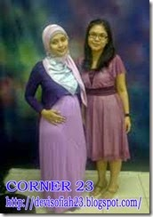 Model Pakaian Dinas Wanita Hamil 2