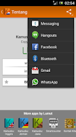 Screenshot of Kamusku: Belanda (Indonesia)