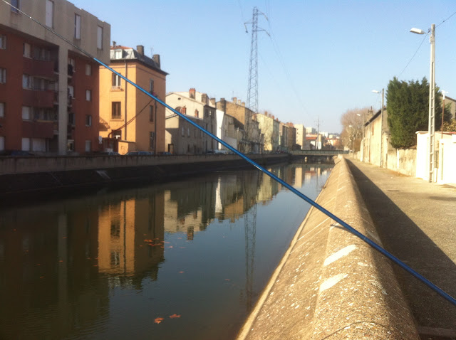 Canal de l'Yzeron - Oullins photo #964