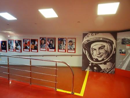 Muzeul Spatiului Moscova Femei in spatiu