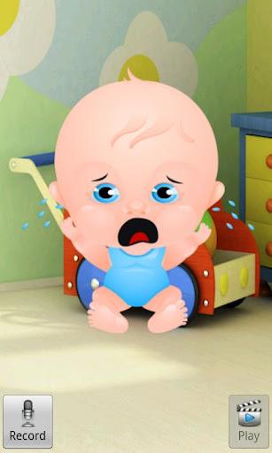 Talking Baby Boy 5.5 screenshots 4
