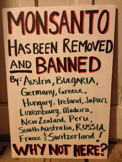 Which Countries Have Banned GMO Crops - Monsanto has been removed and banned in Austria, Bulgaria, Germany, Greece, Hungary, Ireland, Japan, Luxembourg, Madeira, New Zealand, Peru, South Australia, Russia, France, Switzerland