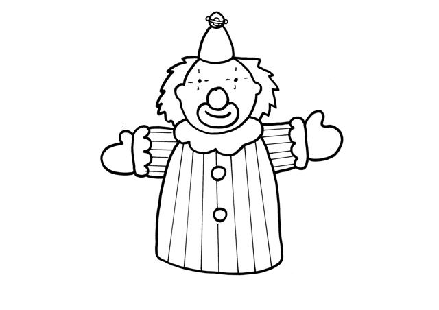 Dibujos De Marionetas Para Imprimir Y Colorear: MARIONETAS DIBUJOS PARA COLOREAR