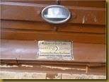 Koper besi al Hilal Soerabaia - cermin