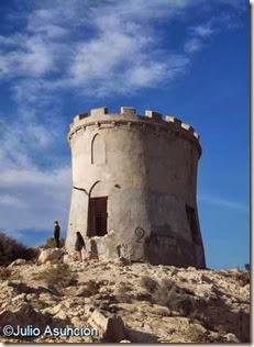 Torre del Tossal de la Malladeta - Villajoyosa