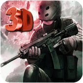 Lone Sniper City Shooter 3D