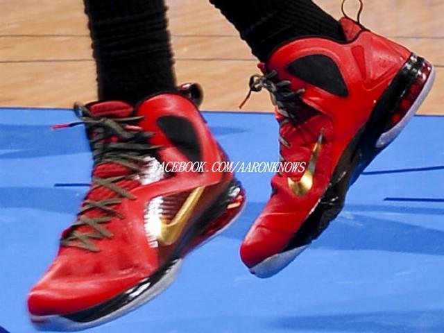 wholesale dealer e4d72 347d6 ... Detailed Look at James8217 Nike LeBron 9 PS Elite Finals PE ...