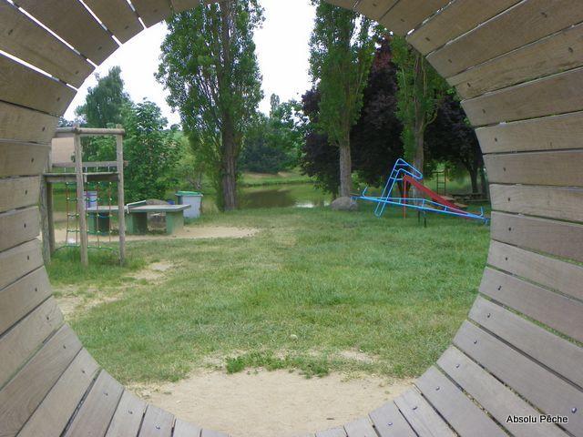 """Plan d'eau """"du Vernay"""" photo #1288"""