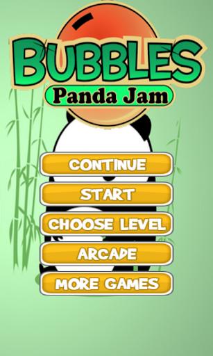 Bubble Panda Jam
