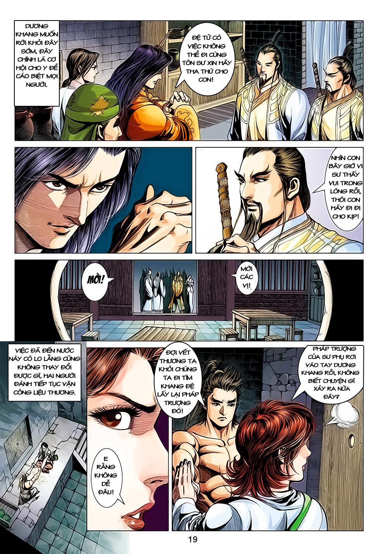 Anh Hùng Xạ Điêu anh hùng xạ đêu chap 61: thất tử chiến thiết thi trang 19