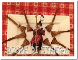 Scope strega befana halloween
