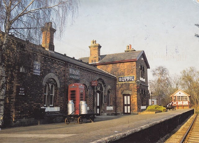 Hadlow Road Station