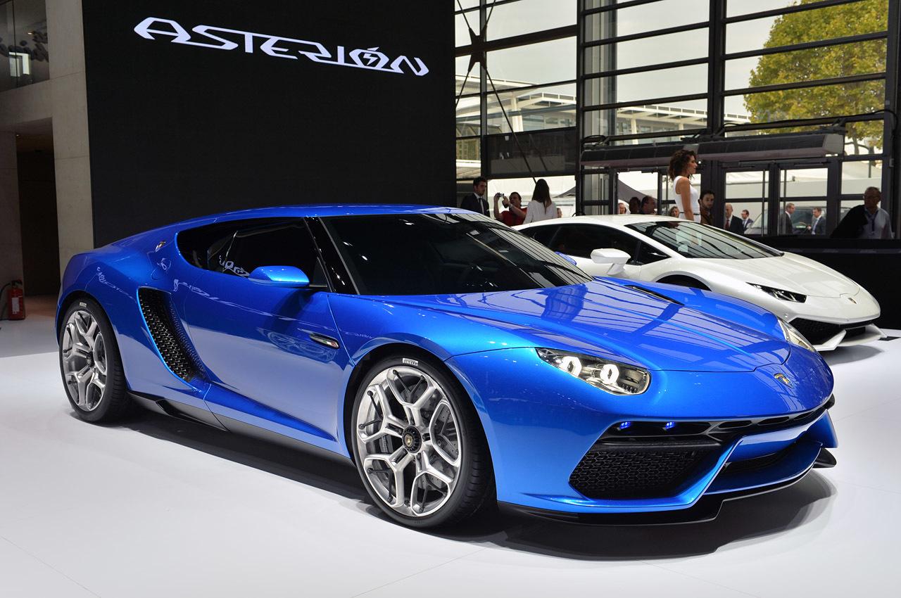 Lamborghini Asterion Lpi 910 4 Concept In 246 Rt 252 S 252 Paris Te Kalktı Turkeycarblog