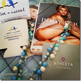 The Body Book and Athleta Giftcard