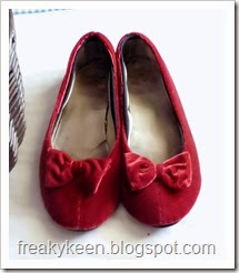 diy ruby slippers
