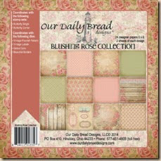 Blushing Rose Collection, Our Daily Bread designs