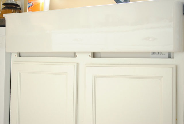 Installing An Ikea Farmhouse Sink In An Existing Cabinet At The